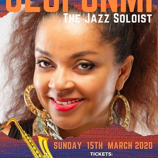 Jazz Music Concert by Olufunmi