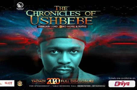 THE CHRONICLES OF USHBEBE