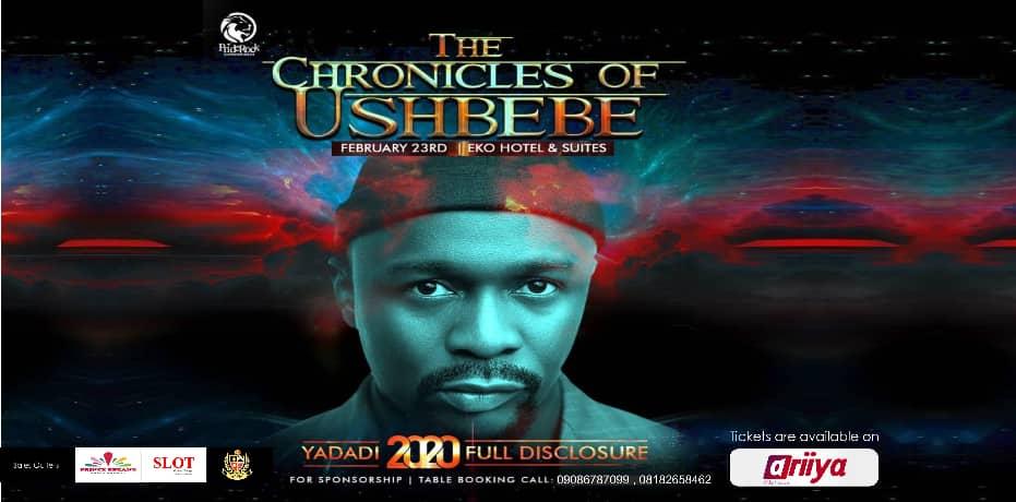 The Chronicles of Ushbebe