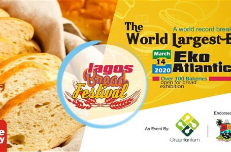 Lagos Bread Festival; A World Record Breaking Attempt